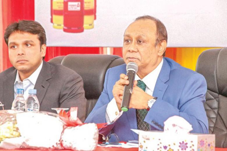Bashundhara LP Gas hits target of refilling cylinders