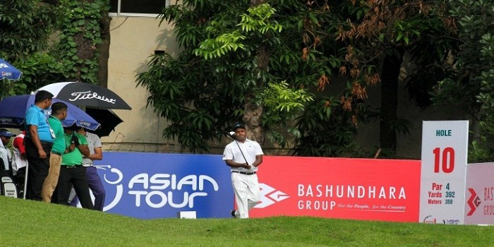 Additional Managing Director of Bashundhara Group Safwan Sobhan Tasvir, teed off the event as chief guest.