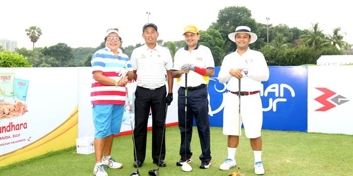 Additional Managing Director of Bashundhara Group Safwan Sobhan, teed off the event as chief guest.