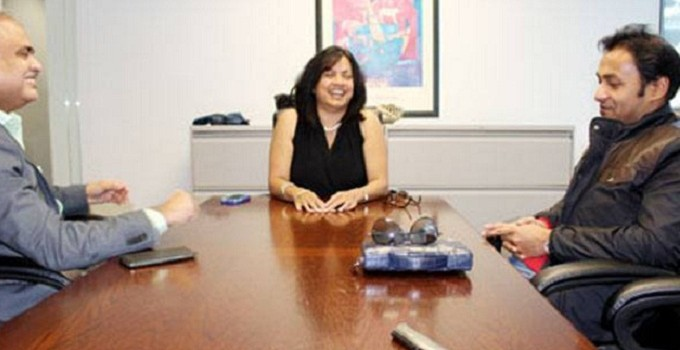 Bashundhara Group MD meets Obama's adviser