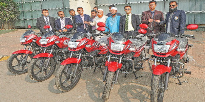 Bashundhara LP Gas prize-giving ceremony held