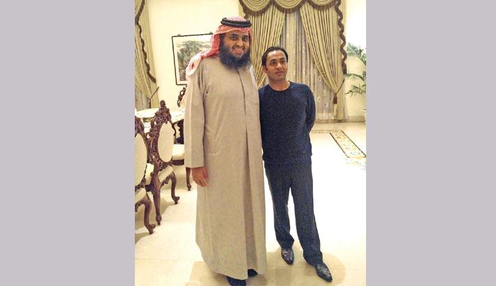 Qatar-Prince-Hamad-Bin-Fahad-meets-Sayem-Sobhan-Anvir