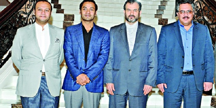 Iran keen to work with Bashundhara Group