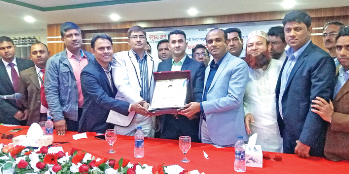Bashundhara LPG holds meeting for distributors