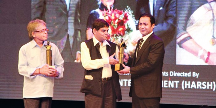 Sayem Sobhan gets Dadasaheb Phalke Award